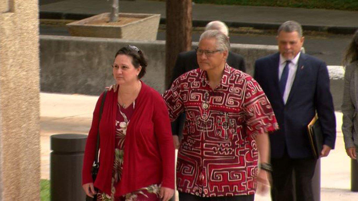 Former deputy city Prosecutor Katherine Kealoha and her husband, Honolulu's ex-police chief,...