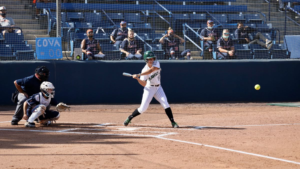 The University of Hawaii Rainbow Wahine softball team dropped their final road series of the...