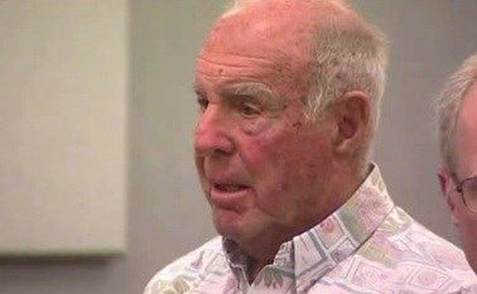 File photo of James Pflueger, taken in 2013.