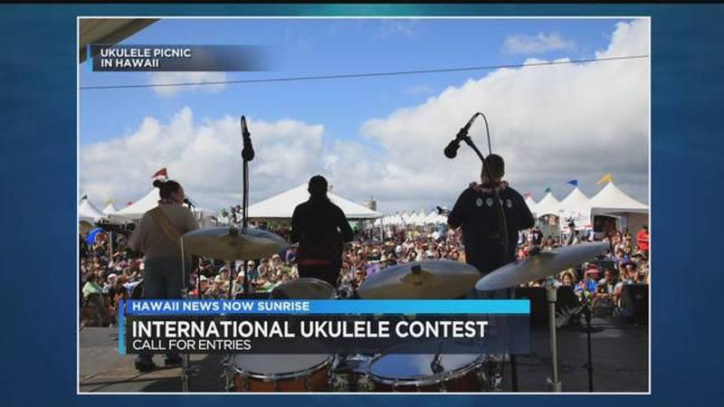 International ukulele contest looks for contestants