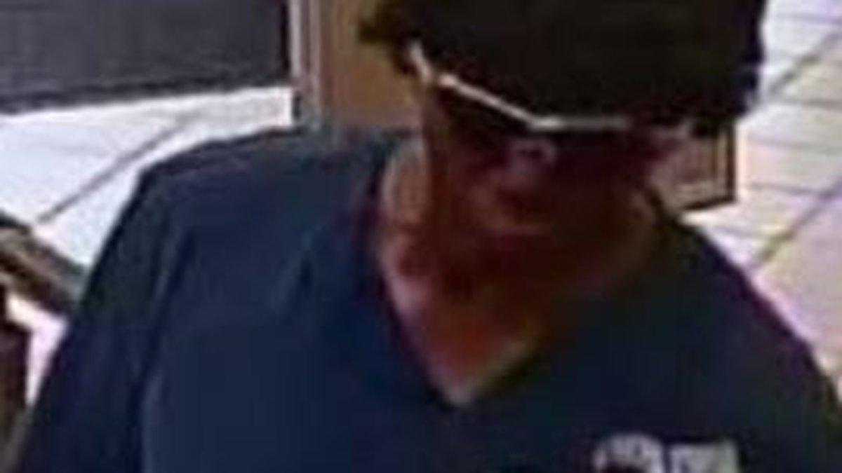 Police say this man robbed a Kaimuki bank this week.