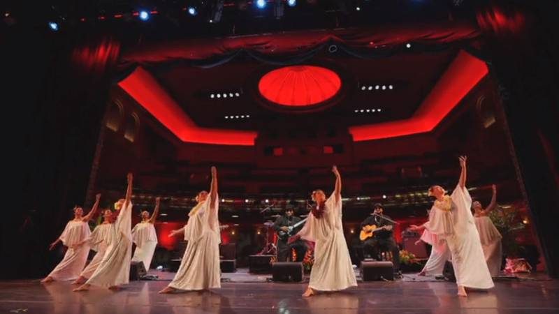 Performances for the 2020 Na Hoku Hanohano Awards were pre-taped at the Hawaii Theatre and...