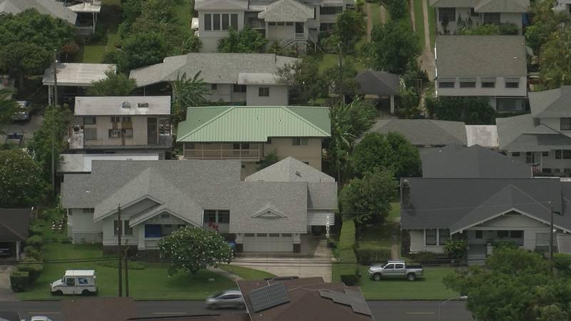 Housing in Hawaii