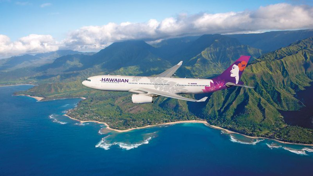 Hawaiian Airlines is waiving change fees for flights to and from Osaka, which was rocked by an...