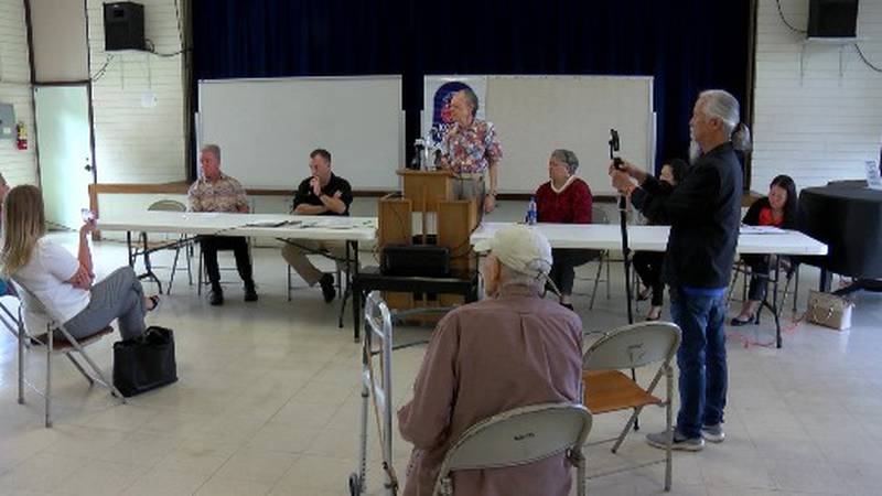 Kokua Council brought together Lt. Gov. Josh Green and organizations that serve seniors as...