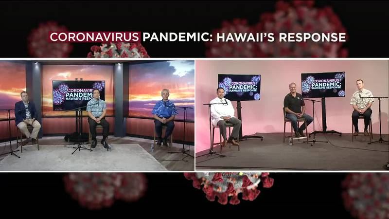 Hawaii's Response: Can you catch coronavirus from a neighbor who's coughing in their home?