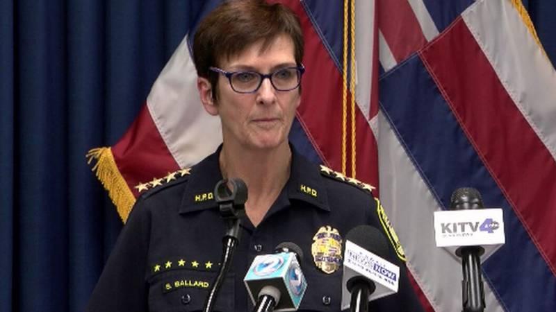 HPD Chief Susan Ballard