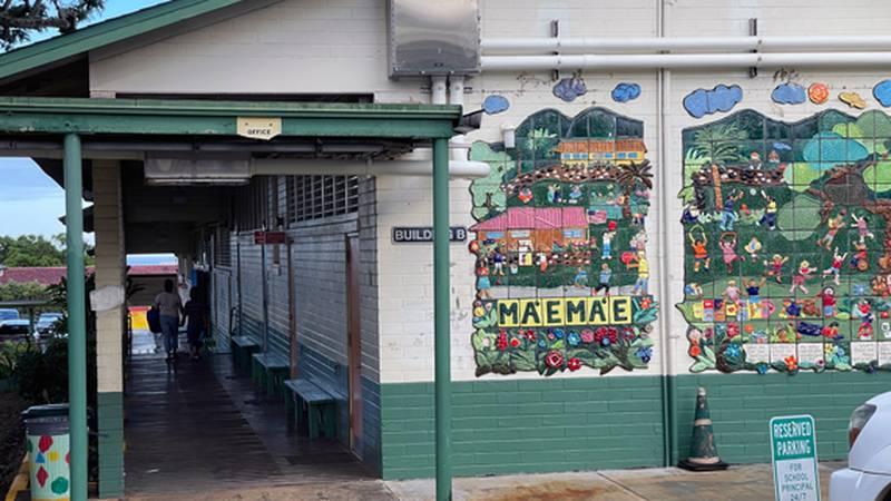 2021 Blue Ribbon Schools - Maemae Elementary