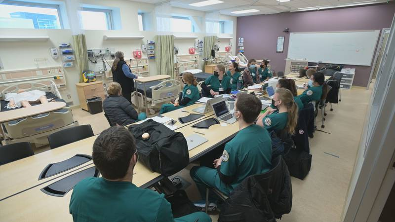 The COVID pandemic has highlighted just how significant the nation's nursing shortage is....