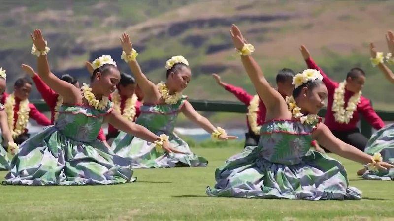 Keiki Hula Hōʻike: Hālau Ka Lei Mokihana o Leināʻala