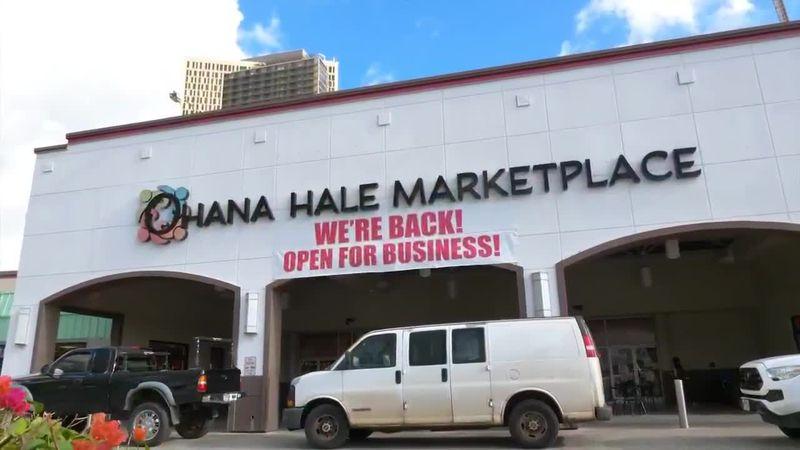 Talk Story Fast Kine: Ohana Hale Marketplace
