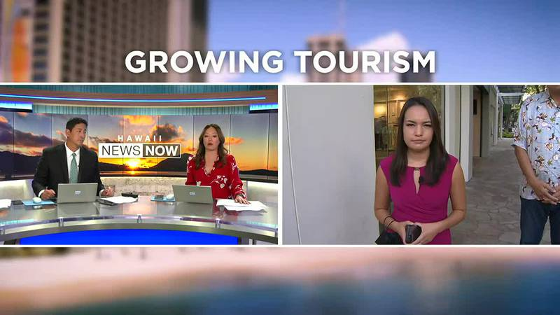 As tourism surges to pre-pandemic levels, officials worry about resources