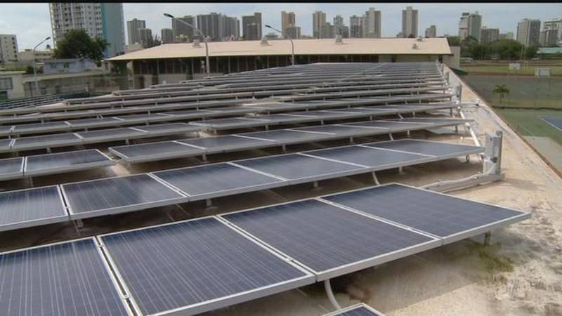 Report gives Hawaii mixed report card for solar