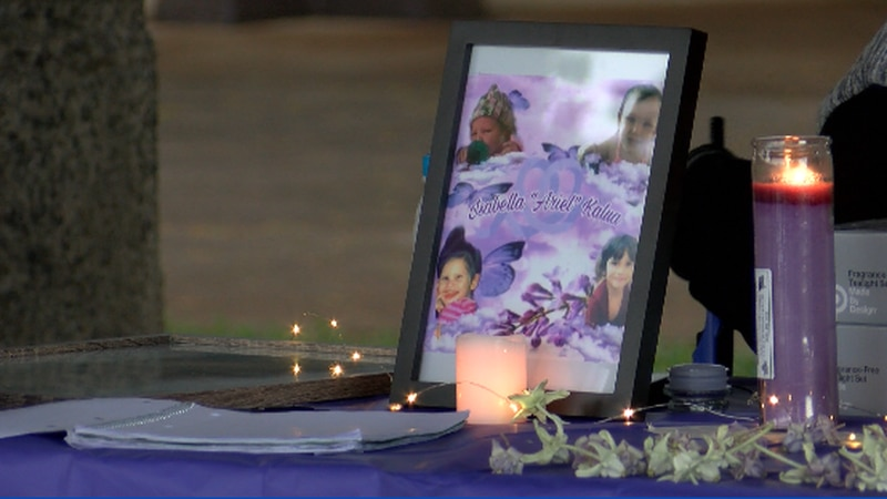 While it has been a week since Kalua was last seen, community volunteers and loved ones aren't...