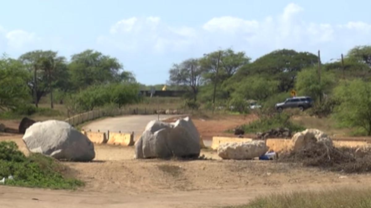 Oneula Beach Park (Hau Bush)