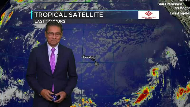 Hawaii News Now Sunrise Weather Forecast Thursday, August 5, 2021
