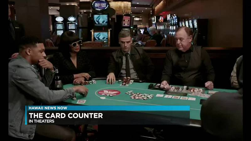 Terry Hunter reviews 'The Card Counter'