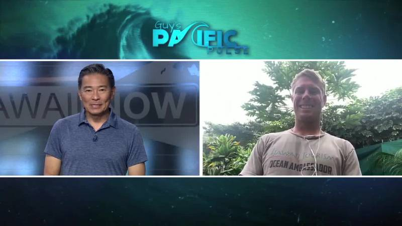 Pacific Pulse: New program aims to help people get into lifeguarding