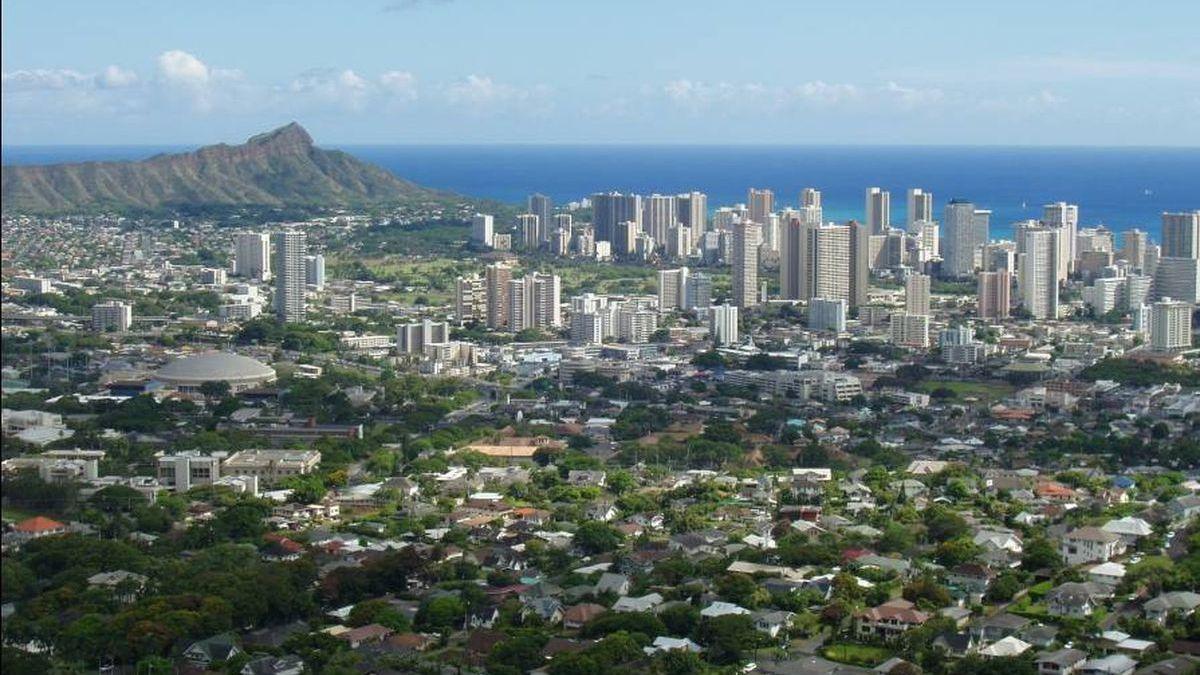 File photo of Honolulu