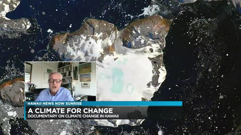 Hawaii News Now to unveil first of 3-part climate change series on Wednesday