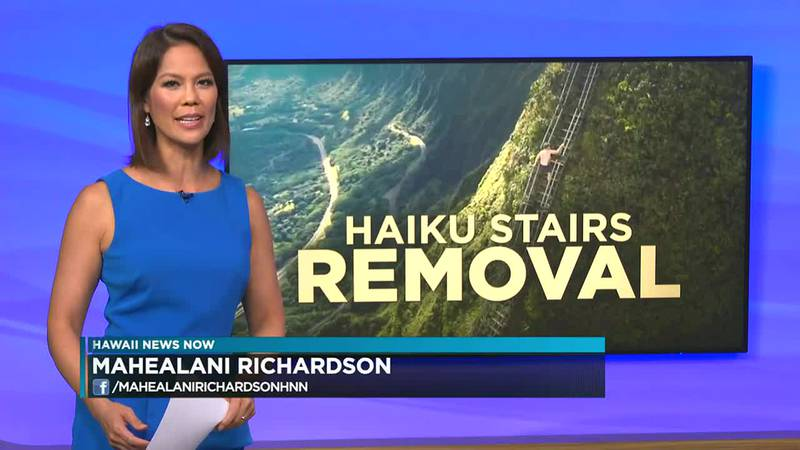 With Haiku Stairs to be torn down, leaders and residents angered over advertisements of illegal...