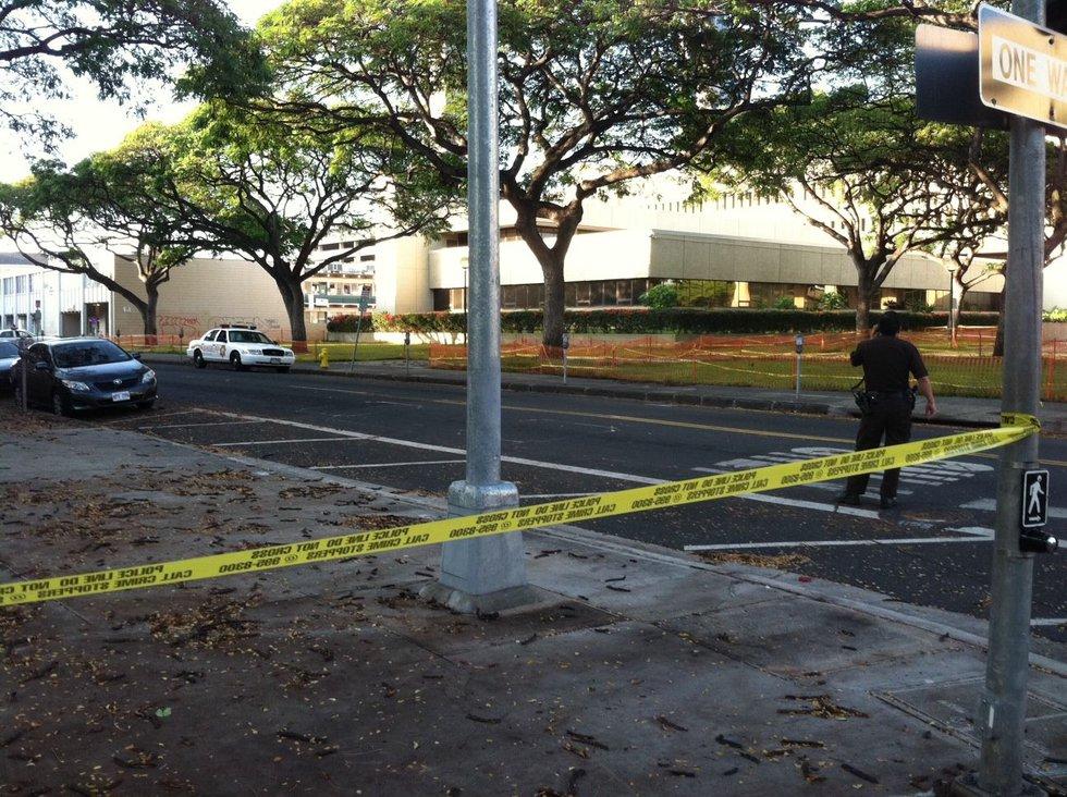 Closures at Circuit Court in Honolulu