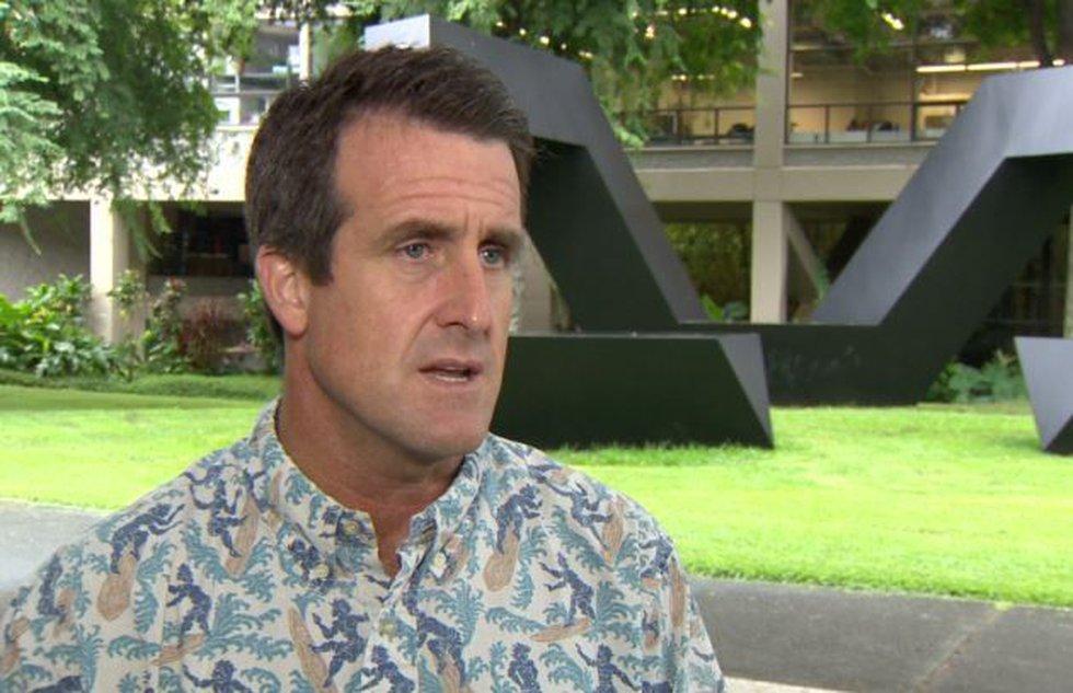 Dan Meisenzahl, UH spokesperson (Image: Hawaii News Now)