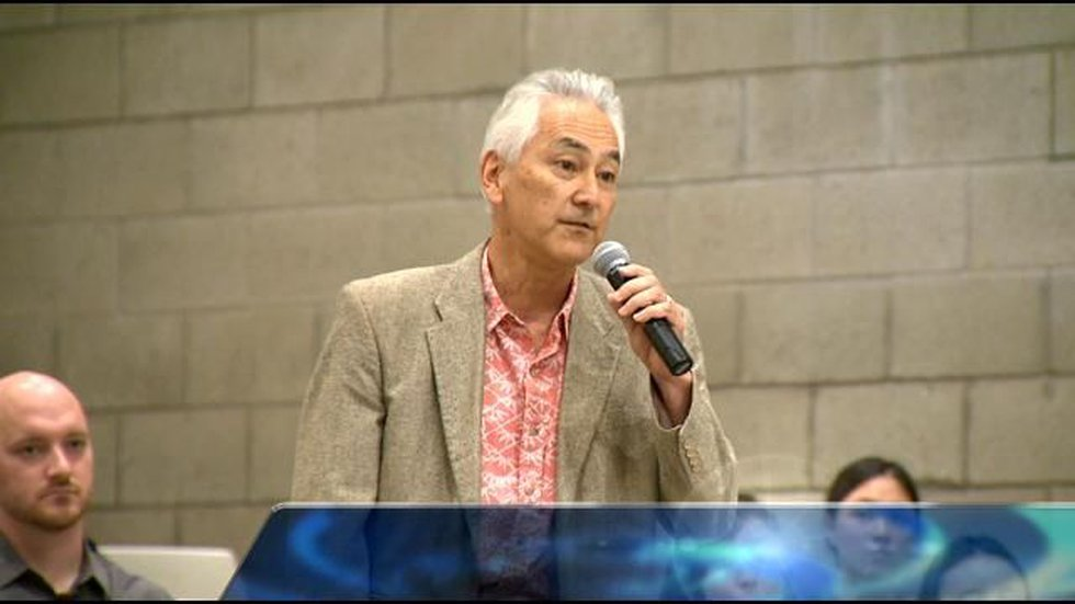 Ron Matayoshi