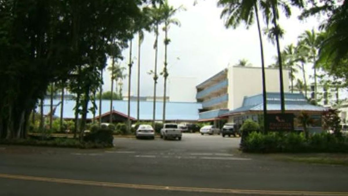 Uncle Billy's Pagoda Hotel in Hilo.