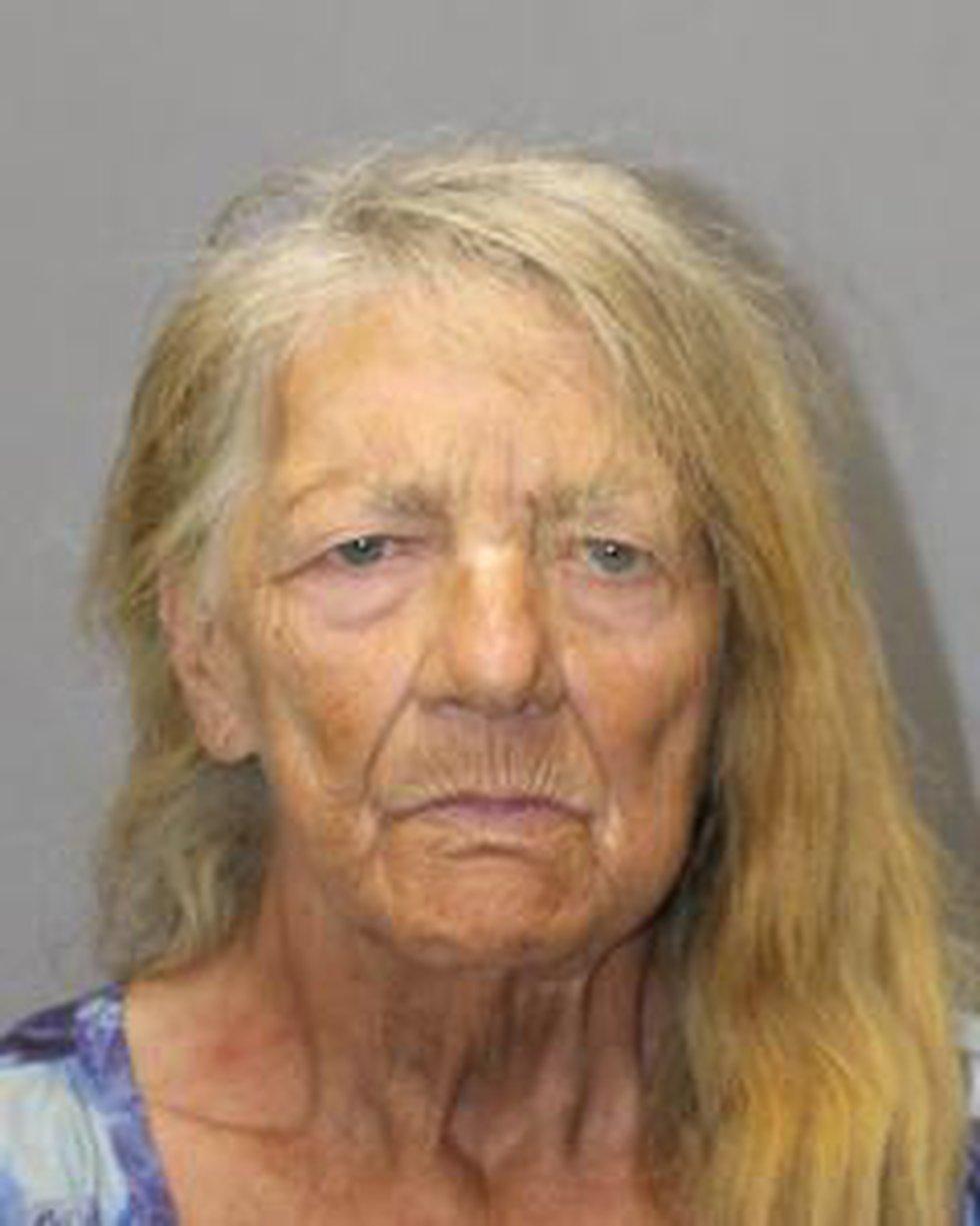 Joyce Walker mugshot