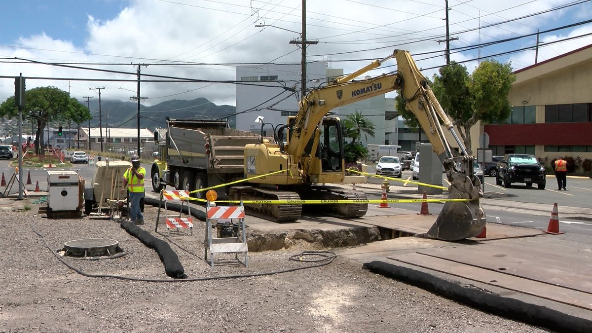 Commuting through Kalihi may soon be a little easier as the city continues its efforts to...