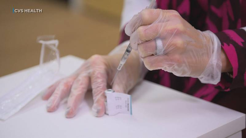 Select Longs Drugs locations will offer the COVID-19 vaccine starting Friday.