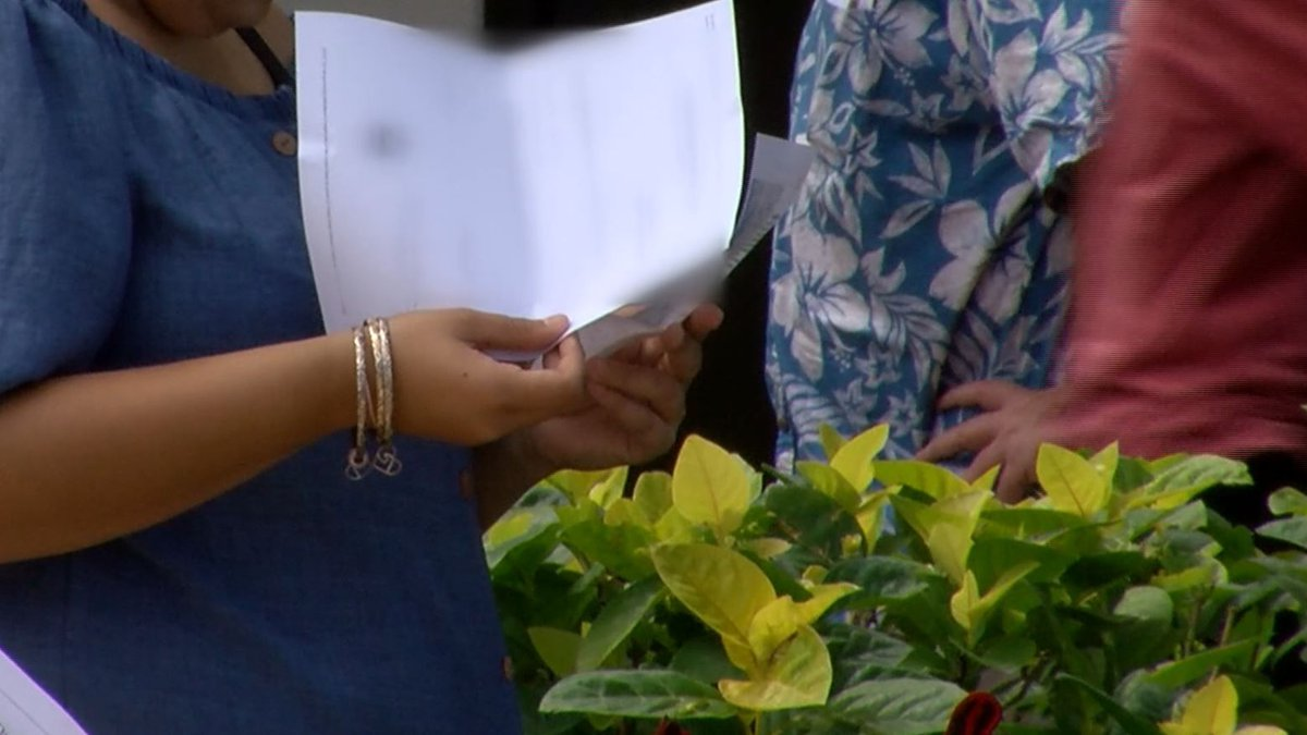 More than 400 potential jurors were summoned to the Blaisdell Center last week.