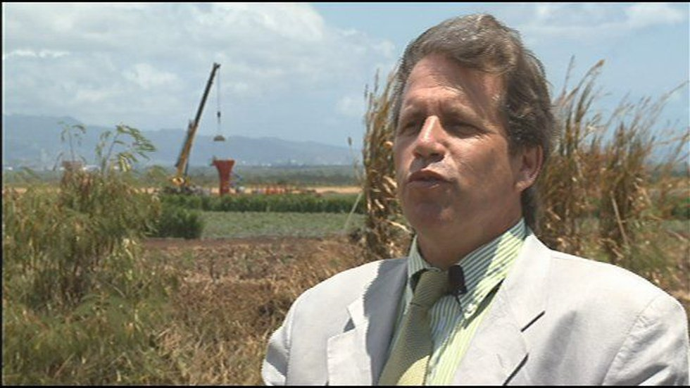 Honolulu City Councilman Tom Berg