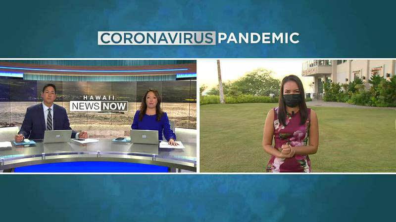 'We're exhausted': Leeward healthcare workers plead with community to get vaccinated
