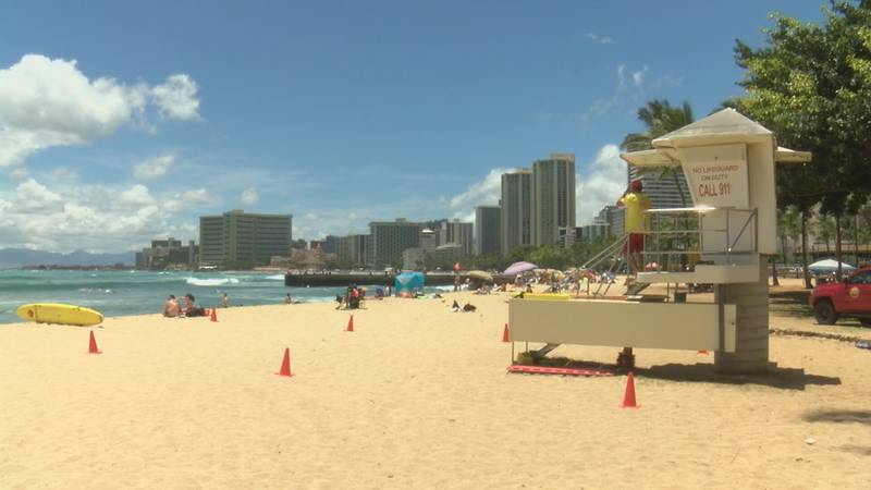 Oahu lifeguards will extend their hours amid rising ocean rescues.