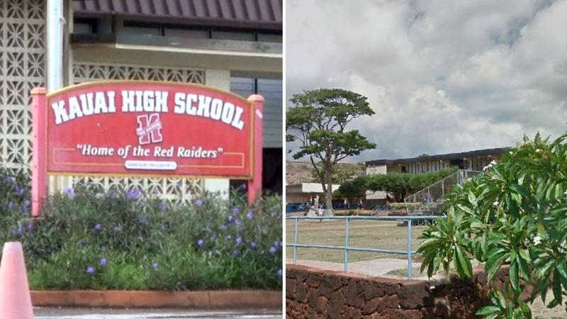 Kauai and Waimea High were involved in threats along with Kapaa High School. St. Catherines, a...