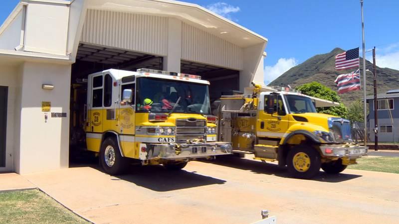 Honolulu Fire Department