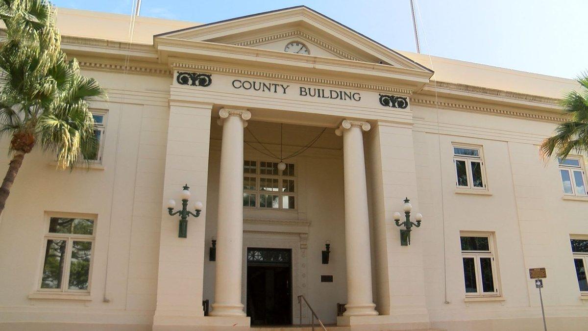 County Building, Kauai.