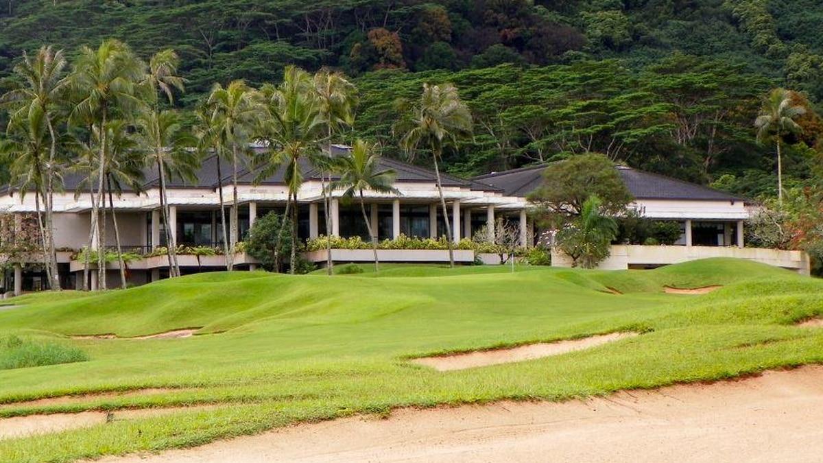 File photo from the Koolau Golf Club on Oahu.