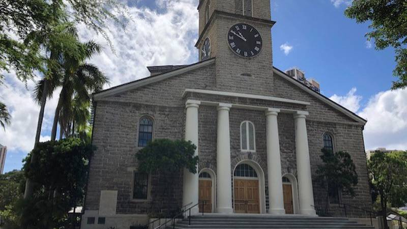 Kawaiahao Church will digitize its huge collection of documents, photographs and registries for...