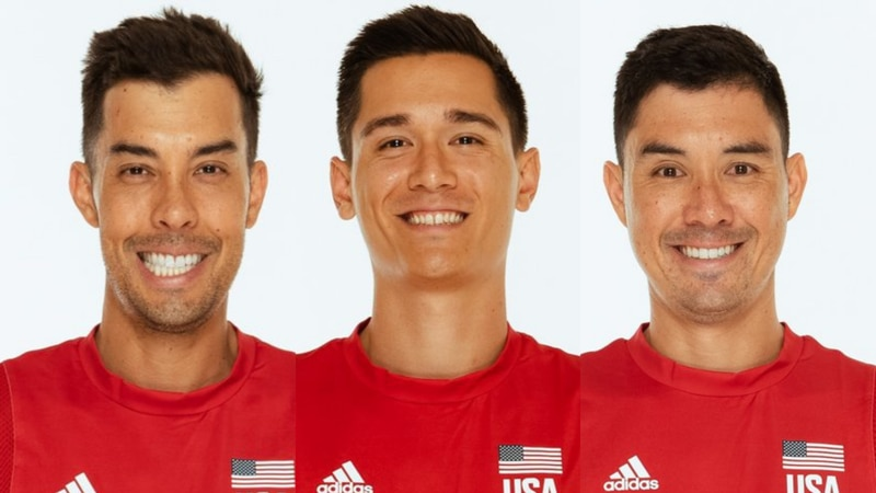 Kawika and Erik Shoji and Micah Christenson are now officially set to return to the Olympics,...