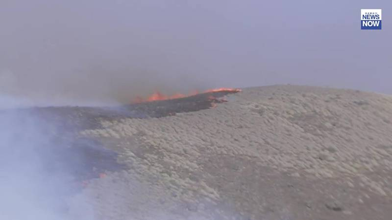 Just after noon Sunday, Hawaii County authorities issued an evacuation order for residents in...