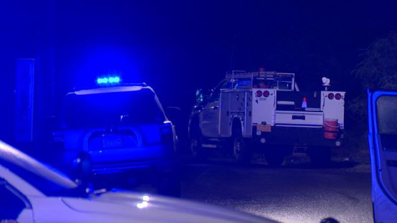 A crash in Nanakuli sent a baby to the hospital in critical condition and left a man dead.