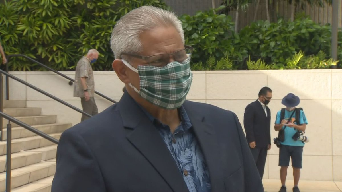 Ex-Police Chief Louis Kealoha was sentenced to seven years in prison on Monday for his role in...