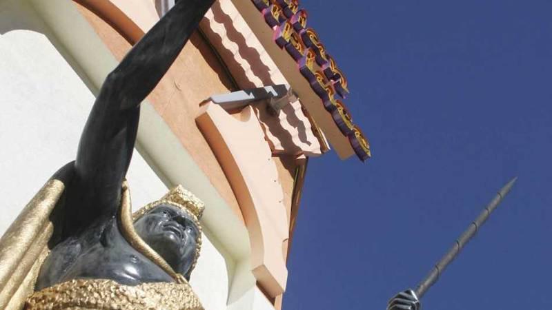 This Kamehameha Statue stood on Las Vegas Blvd. until 2014.