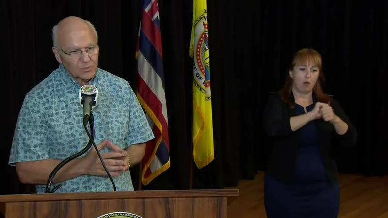 Honolulu Mayor Rick Blangiardi announced the extension Monday in a news conference, saying...