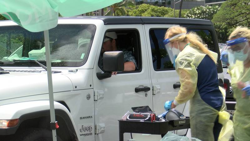 As the Safe Access Oahu program begins, the city's testing efforts see a major uptick.