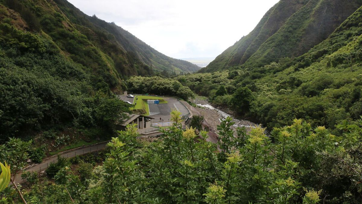 Iao Valley (Image: DLNR)
