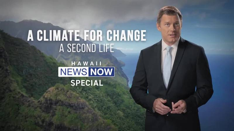Hawaii News Now to debut second of 3-part climate change series on Thursday